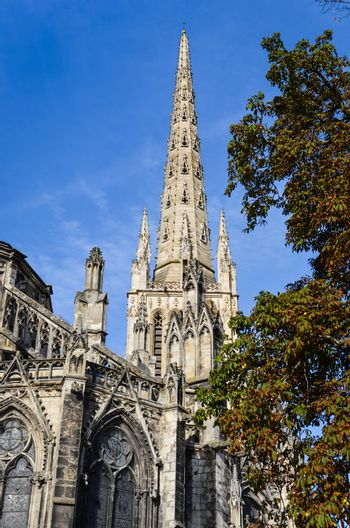 St Andre cathedral, Bordeaux, France