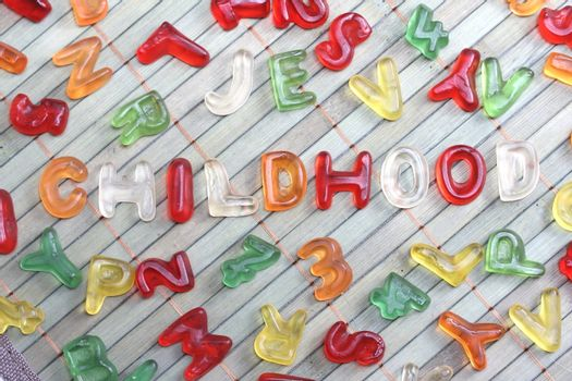 sweet letters childhood
