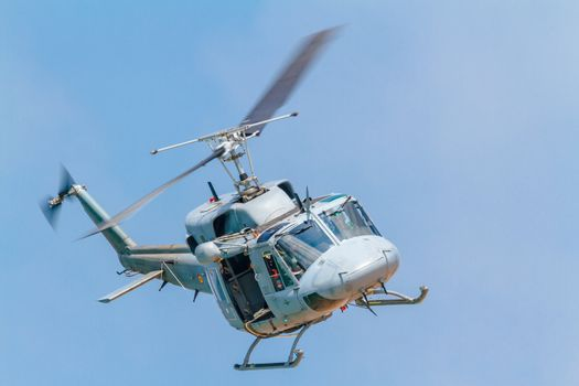 Helicopter Augusta Bell 212