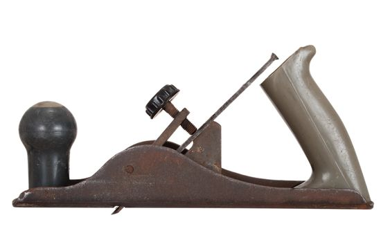 Old jointer