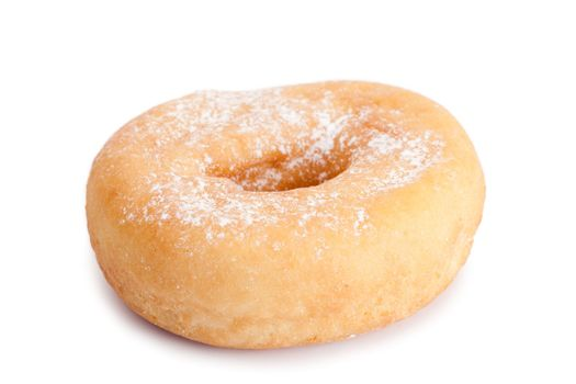 Donut with sugar