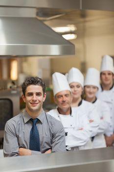 Waiter and Chef's