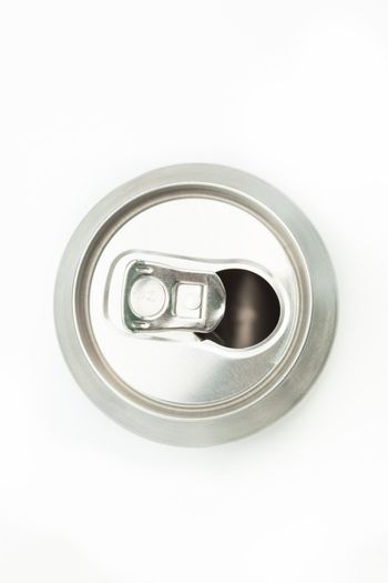 Empty can to be recycled