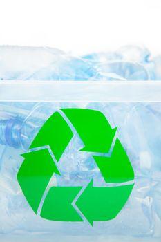 Recycling box full