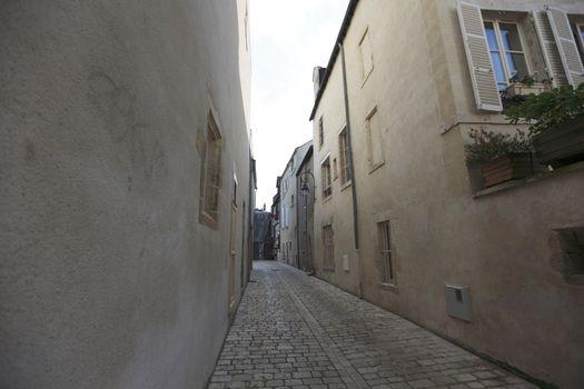france city street