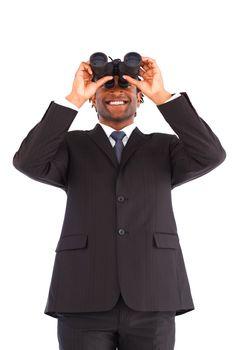 Conceptual prospects of businessman