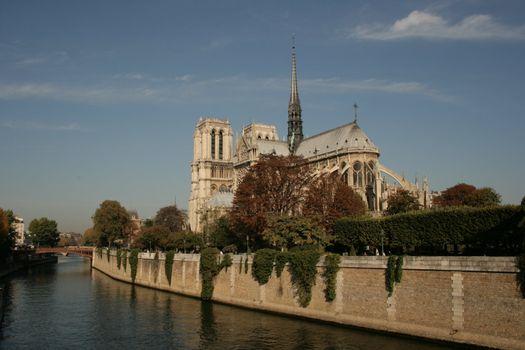 Notre Dam in Paris
