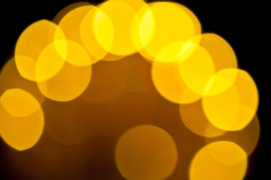 Defocus of light