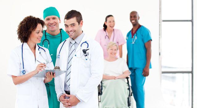 International medical team