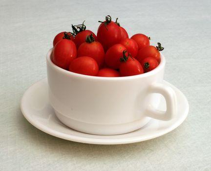 Tomatoes-babies