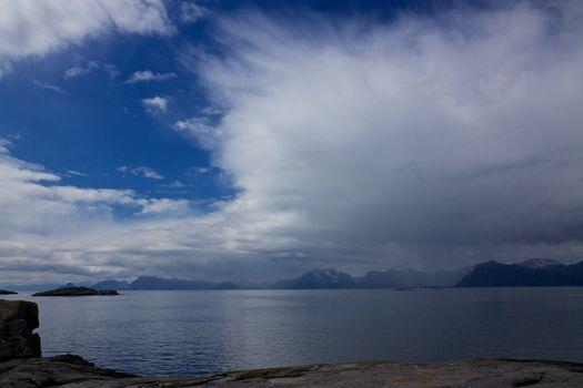 Skies above Lofoten