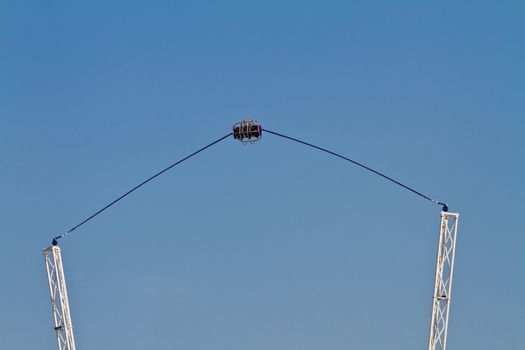 A reverse Bungee