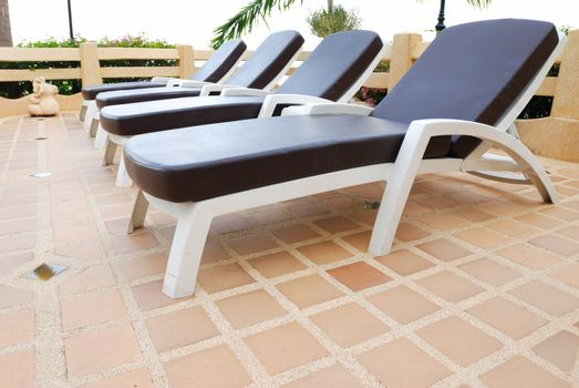 Chaise Lounge patio
