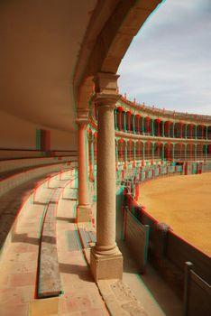 stereo  Bullfighting arena