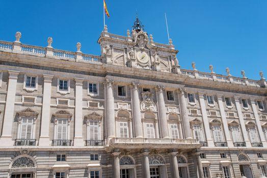 Royal Palace at Madrid