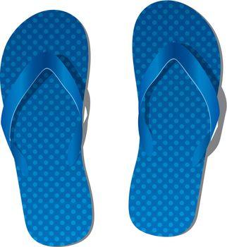 vector pair of flip-flops