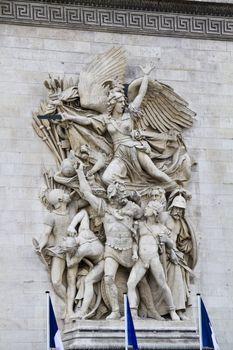 Le Depart de 1792 (La Marseillaise)