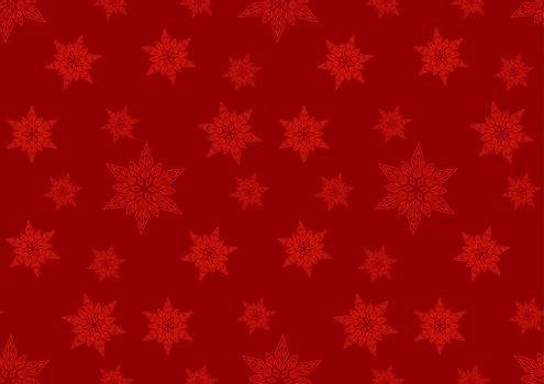 seamless background for the new year and Christmas