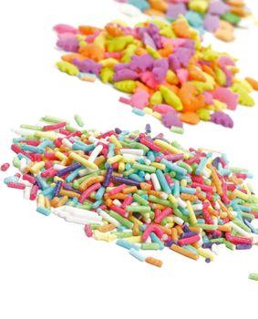 """Multi Colored Sprinkles """"Jimmies"""""""