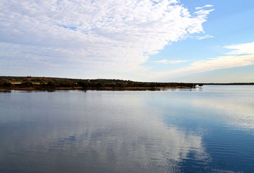 Outback Reflections, near Redbanks (top of Spencer Gulf), Port A