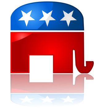 Republican Party icon