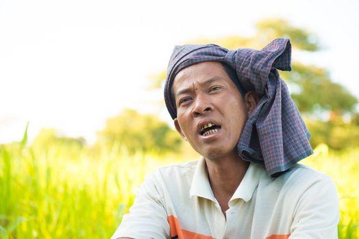 Myanmar man