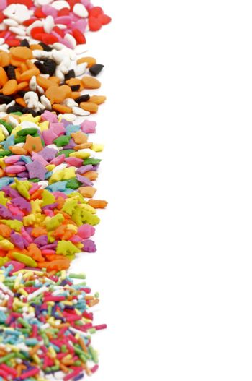 Multi Colored Sprinkles
