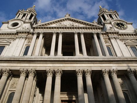 St Paul's  Chatedral London