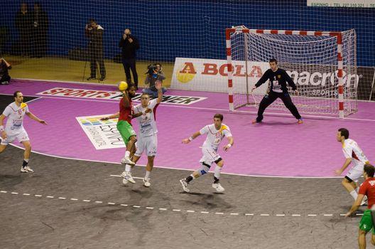 Fyr Macedonia defence players
