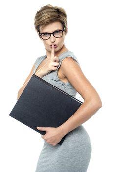 Shhh.. Keep it a secret