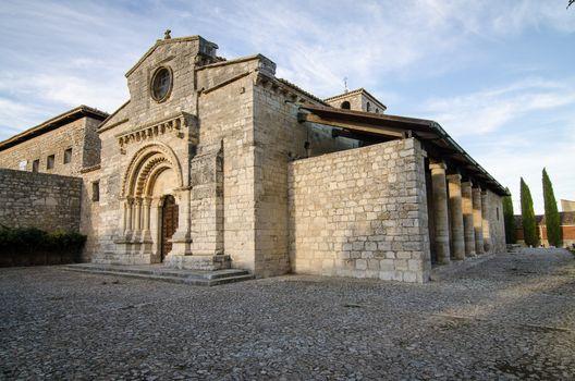 Wamba Romanesque church