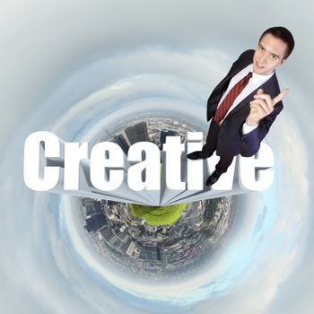 Design and creativity concept