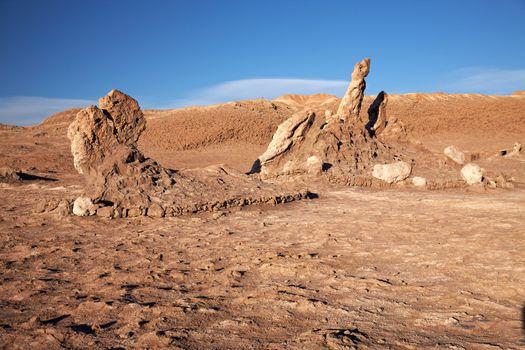 Las Tres Marias, Atacama desert, Chile
