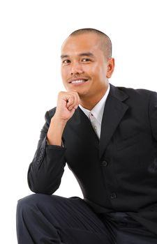 Southeast Asian businessman