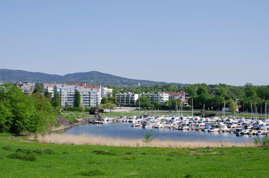 Marina in Oslo