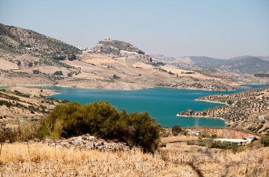 Embalse de Zahara and Zahara de la Sierra