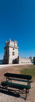 Belem Tower in Lisbon