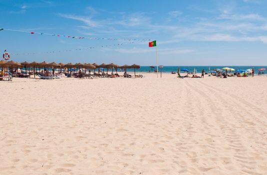 Montegordo beach