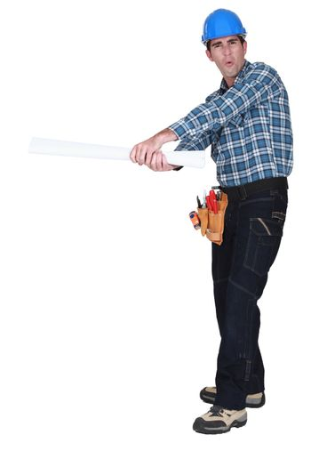 Build batting with plans