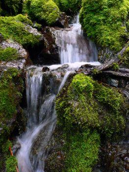 fresh water cascade