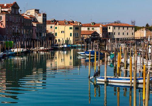 Small Port in Venice