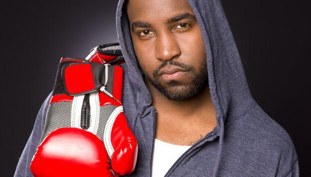 Boxer's Portrait