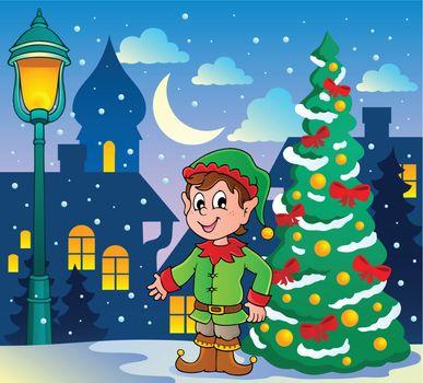 Christmas elf theme 2