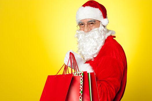 Shopaholic Santa is coming to you this Christmas