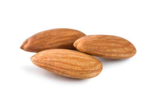 Three almond