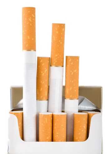 Pack of cigarettes (Path)