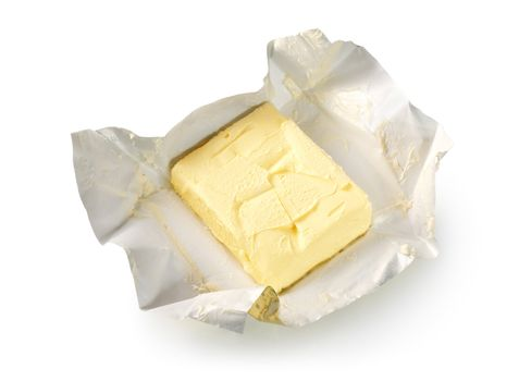 Butter isolated (Path)