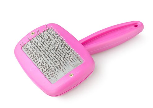 Purple comb