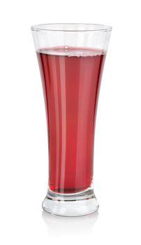 Pomegranate juice path