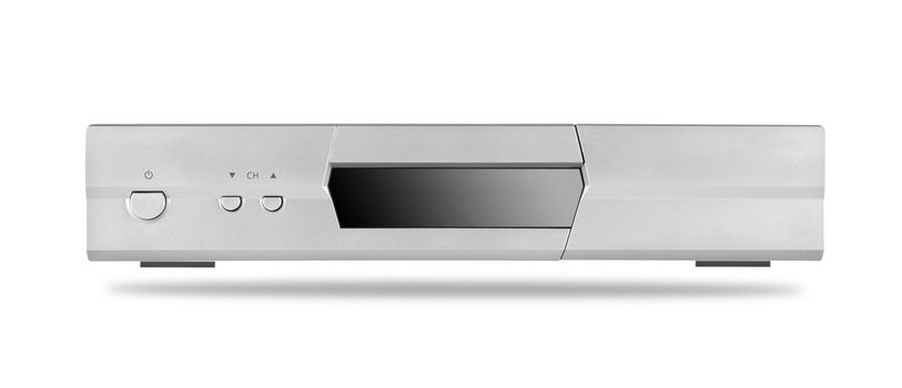 DVD player with tuner